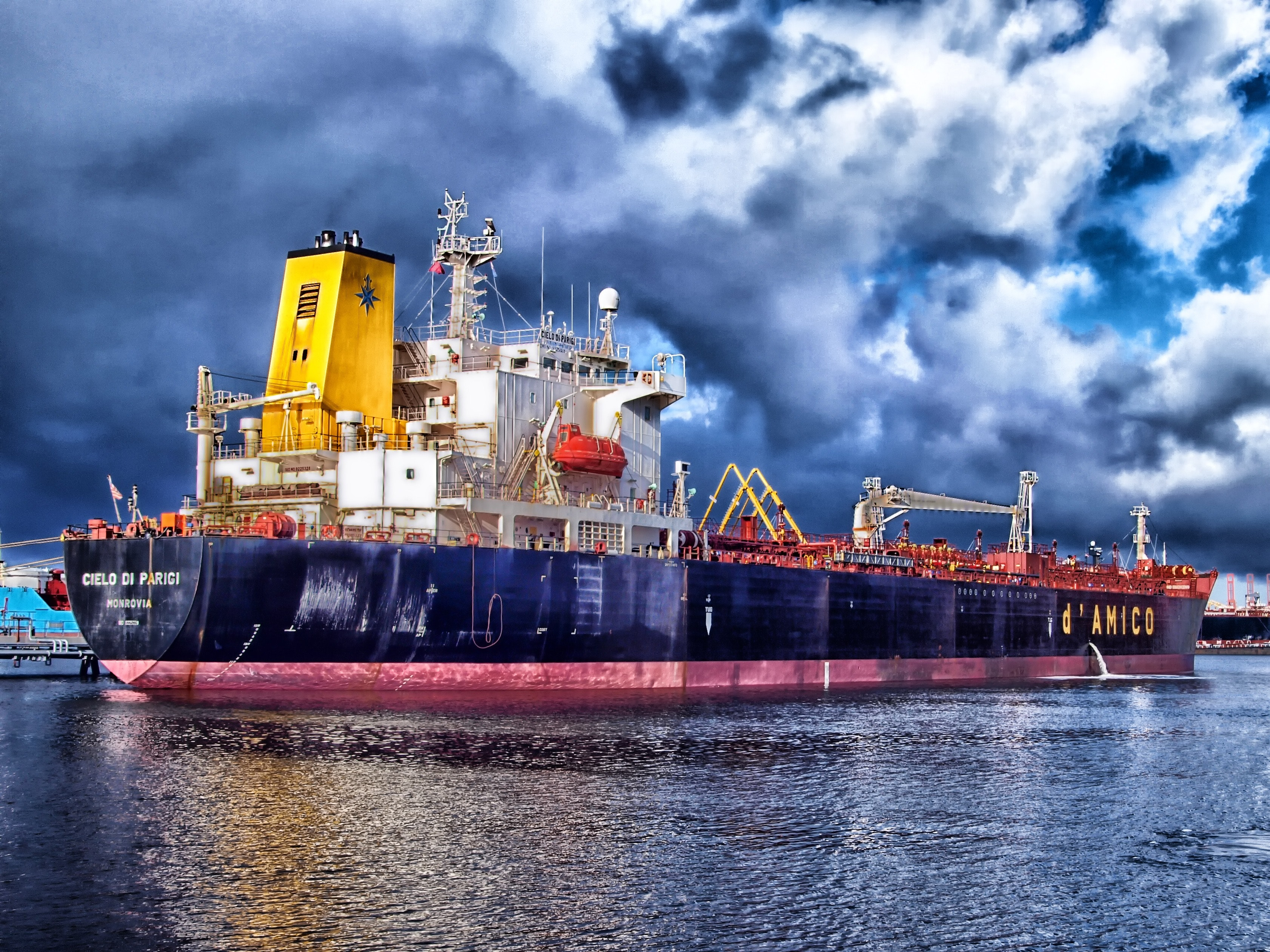 cargo-ship-cloudy-container-ship-68135